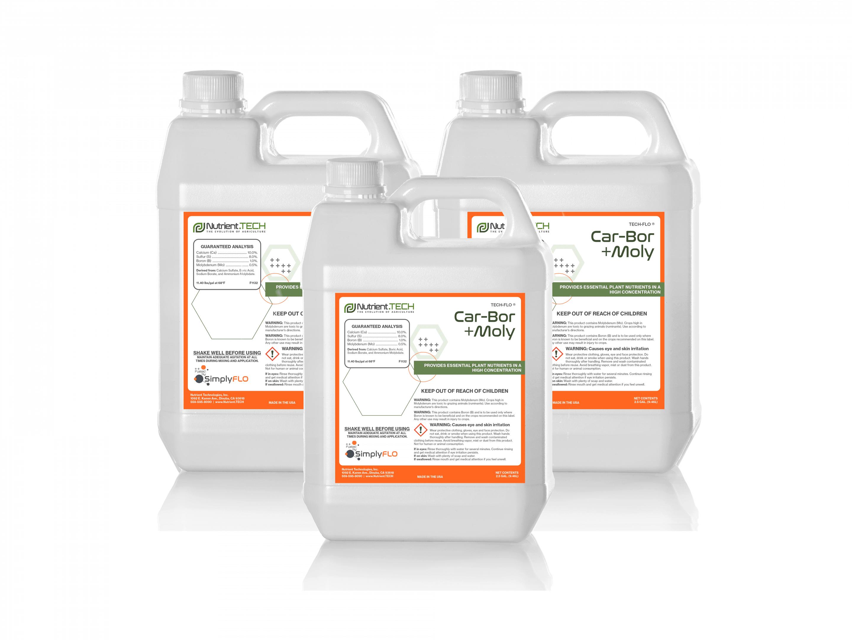 Cal-Bor+ Moly in 3 jugs