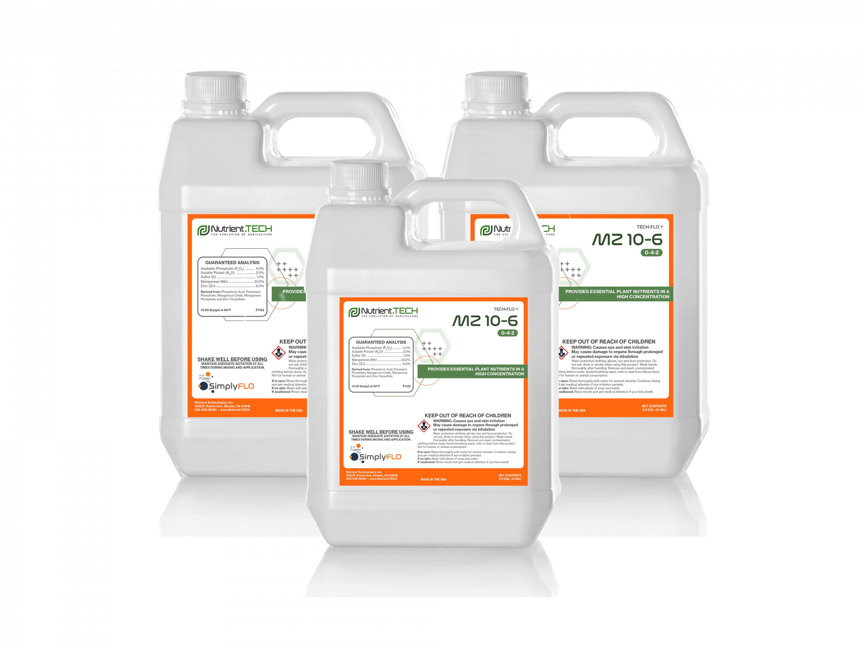 MZ 10-6 in 3 jugs