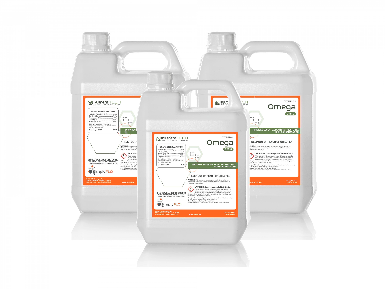 Omega in 3 jugs
