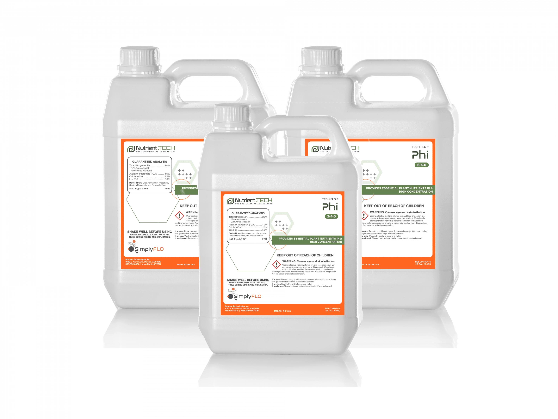 Phi in 3 jugs