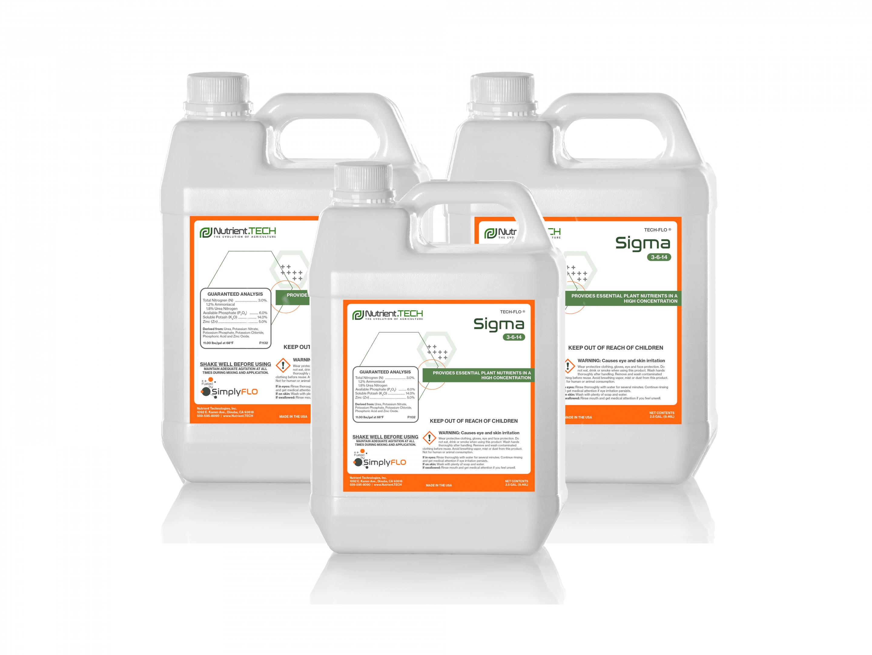 Sigma in 3 jugs